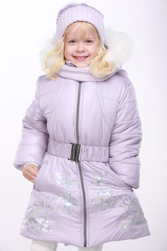 Верхняя зимняя одежда для девочек 3