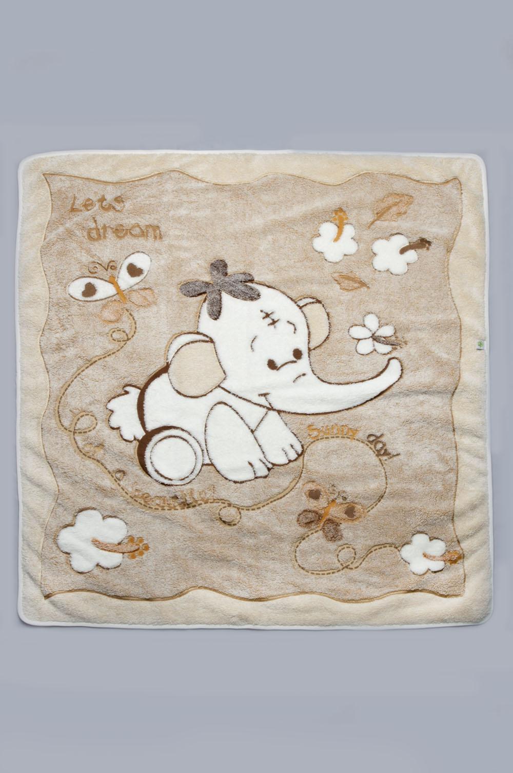 Одеяло детское для мальчиков и девочек