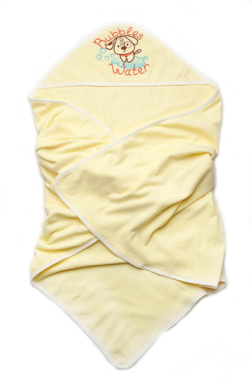 Детское полотенце для купания