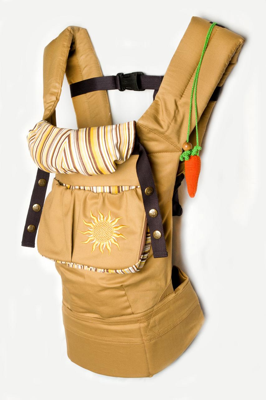 Рюкзак эргономичный