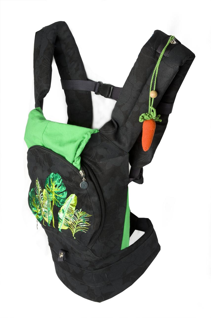 Эрго-рюкзак для переноски ребенка с сеточкой для проветривания