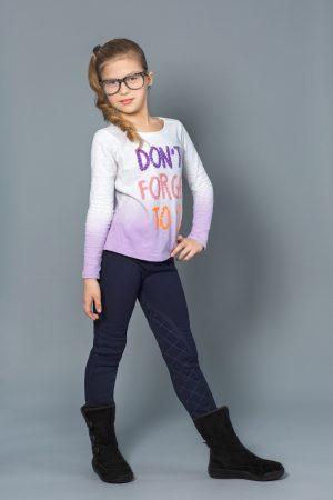 купить теплые штаны скинни для девочки недорого