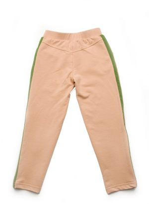 спортивные брюки для девочки с лампасами недорого