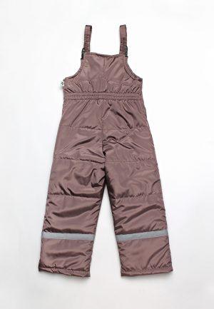 брюки для девочки с лямками недорого