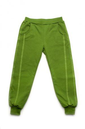 детские брюки с манжетами на штанинах спортивные недорого