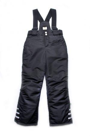 брюки зимние на бретелях для мальчика недорого