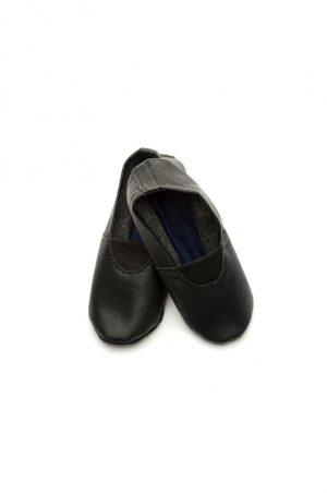 черные кожаные чешки недорого Днепр