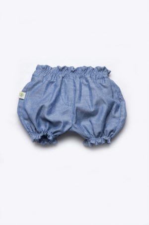 купить легкие джинсовые шорты панталоны для мальчика