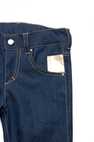 джинсы со вставками купить Харьков