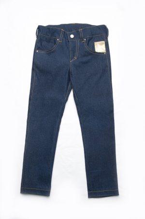 купить джинсы для девочки темно синие Днепр