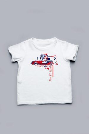 модная футболка с машинкой для мальчика купить Киев