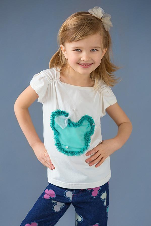 модная футболка для девочки Харьков