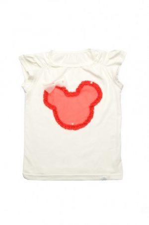 красивая футболка микки для девочки купить Киев