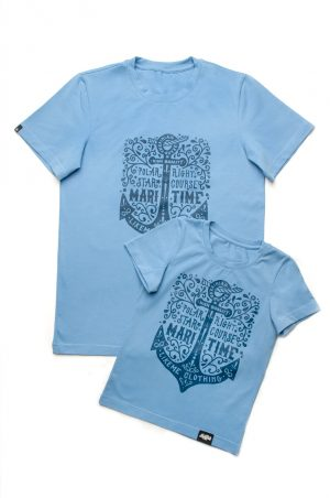футболка мужская для мальчика фэмили лук Киев