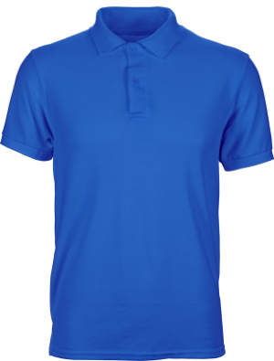 футболка поло синяя мужская недорого
