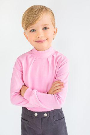 недорогой розовый гольф для девочки купить Днепр