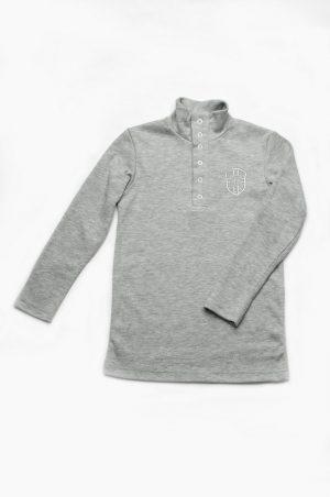 гольф кофта серый для мальчика Днепр