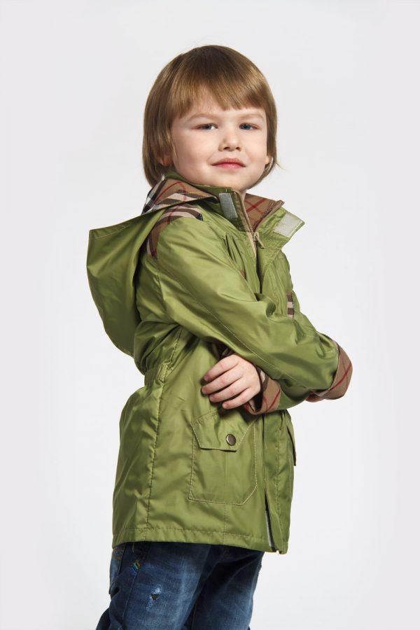 недорогая демисезонная куртка для мальчика Харьков