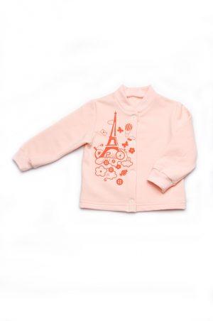 кофточка для новорожденной девочки хлопок купить Харьков