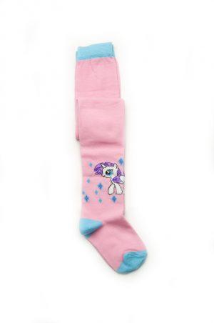 качественные колготки для девочки пони