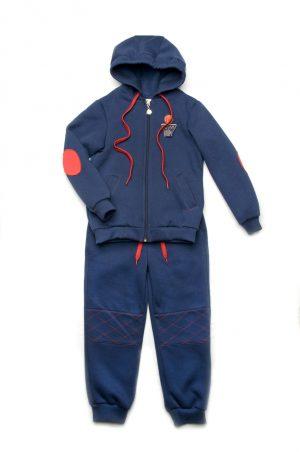 спортивный костюм для мальчика трехнитка с начесом