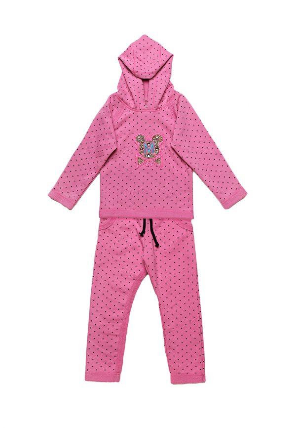 детский костюм джемпер штаны для девочки