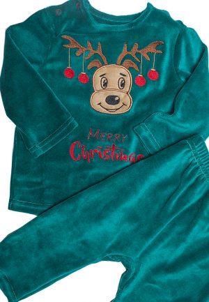 новогодний костюм велюровый для мальчика от производителя