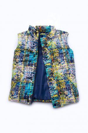жилетка куртка для мальчика оригинальный принт купить Киев