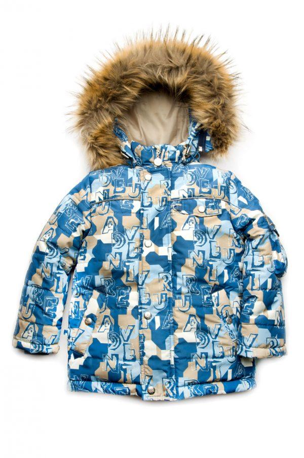 зимняя куртка для мальчика купить Днепр