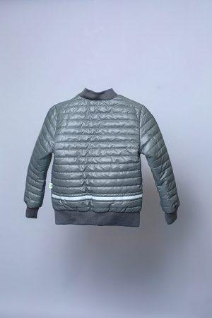 куртка деми механик на резинке для мальчика
