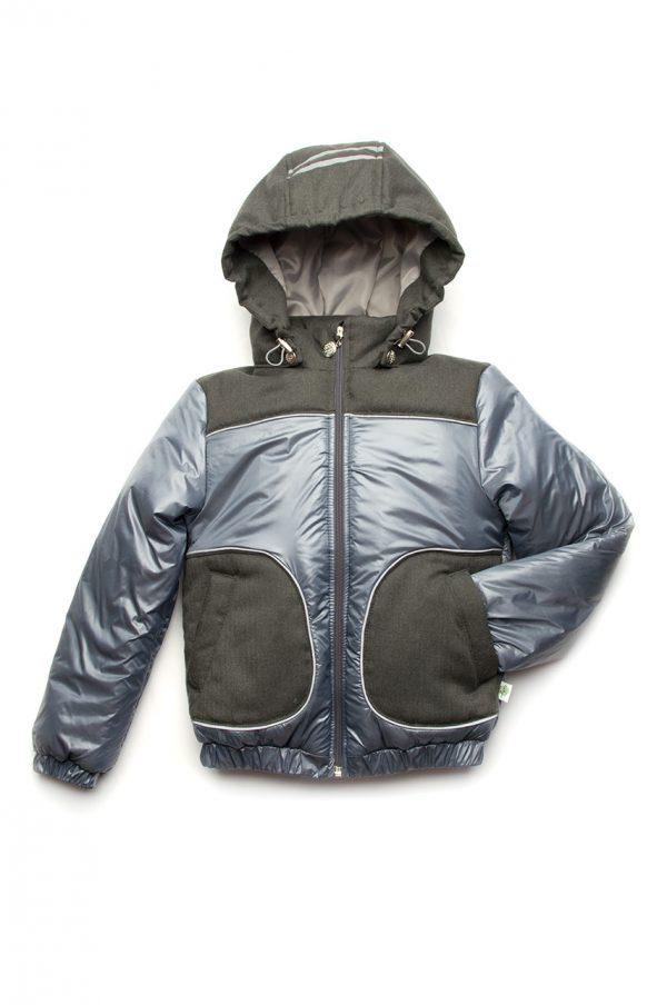 стильная куртка деми утепленная для мальчика недорого