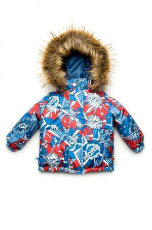 зимняя куртка из мембранной ткани купить с доставкой