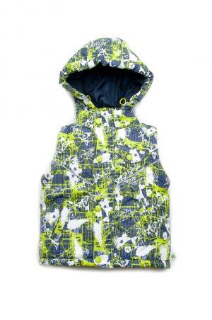 модная куртка жилет деми для мальчика Киев