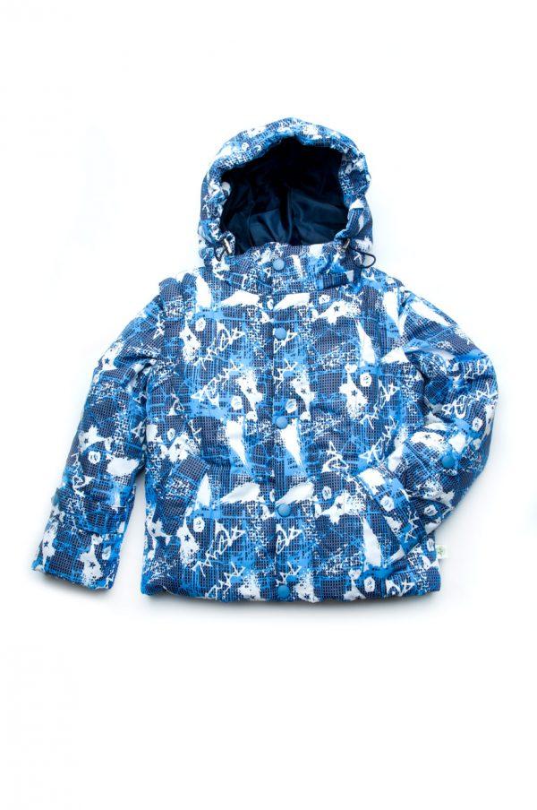 демисезонная куртка трансформер для мальчика купить Киев