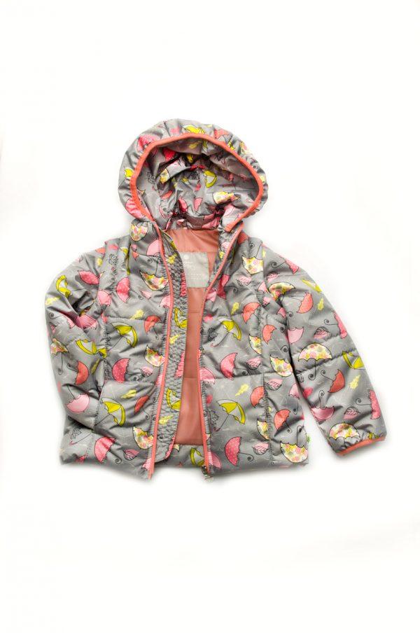 куртка жилет зонтики для девочки купить Харьков