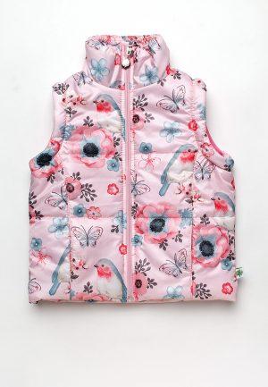 утепленная жилетка куртка для девочки купить Киев