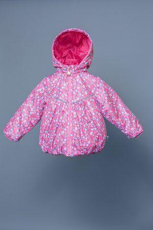 недорогая куртка ветровка утепленная для девочки