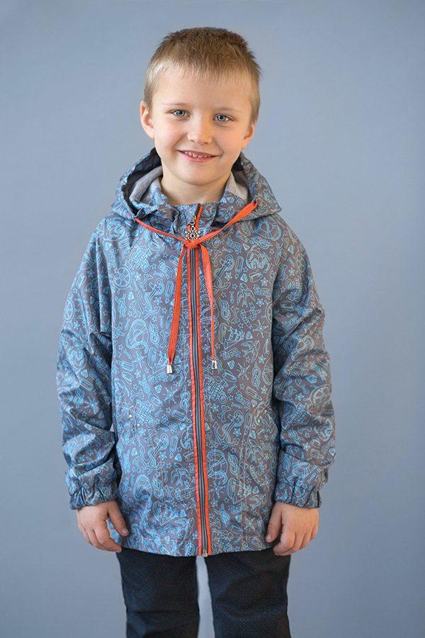 модная ветровка для мальчика Украина