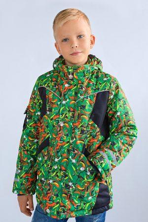 яркая куртка зимняя для мальчика купить Харьков