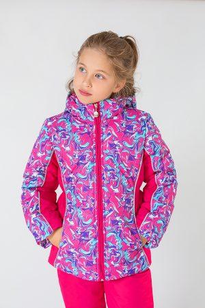 качественная куртка зимняя для девочки от производителя