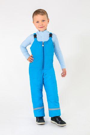 костюм полукомбинезон штаны зима для мальчика мембрана