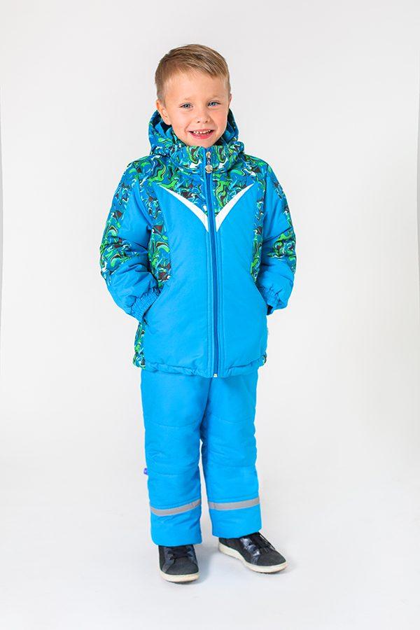 костюм комбинезон зимний мембрана для мальчика