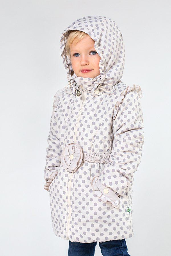 красивая демисезонная куртка для девочки купить Киев