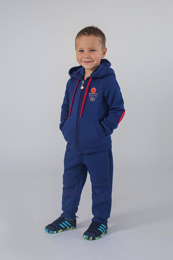 093bb870bf94 Спортивный костюм для мальчика с начесом купить в интернет-магазине