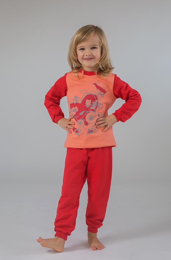 теплая пижама для девочки купить Харьков