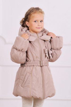 зимнее пальто куртка для девочки недорого