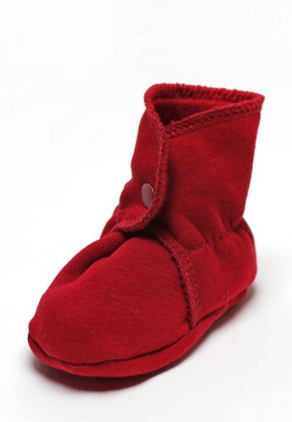 утепленные пинетки ботиночки для девочки