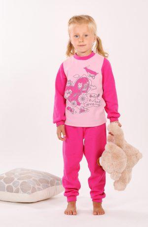 яркая пижама для девочки интерлок хлопок купить Харьков