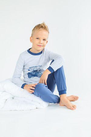 недорогая пижама хлопок для мальчика