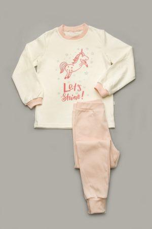 детская пижама единорог купить недорого Киев
